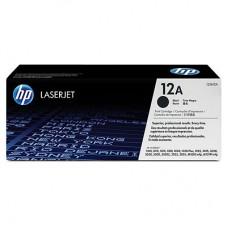 HP 12A Siyah Orijinal LaserJet Toner Kartuşu (Q2612A)